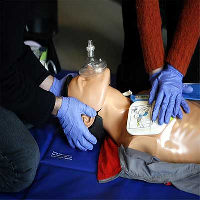 Standard First Aid with Metro Safety Training